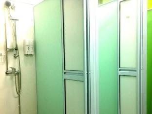 Five Stones Hostel Singapur - kopalnica