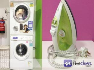 Five Stones Hostel Singapore - Washer & Dryer Facilities