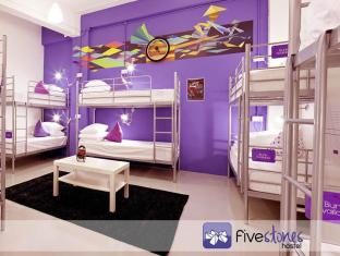 Five Stones Hostel Singapore - 14 Bed Mixed Dorm