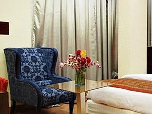 Hotel Omega Residency New Delhi and NCR - Svečių kambarys