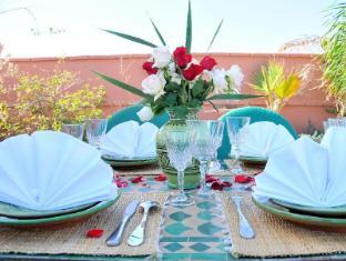 Riad Lila Marrakesh - Restaurant