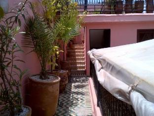 Riad Lila Marrakesh - Balkon/Terras