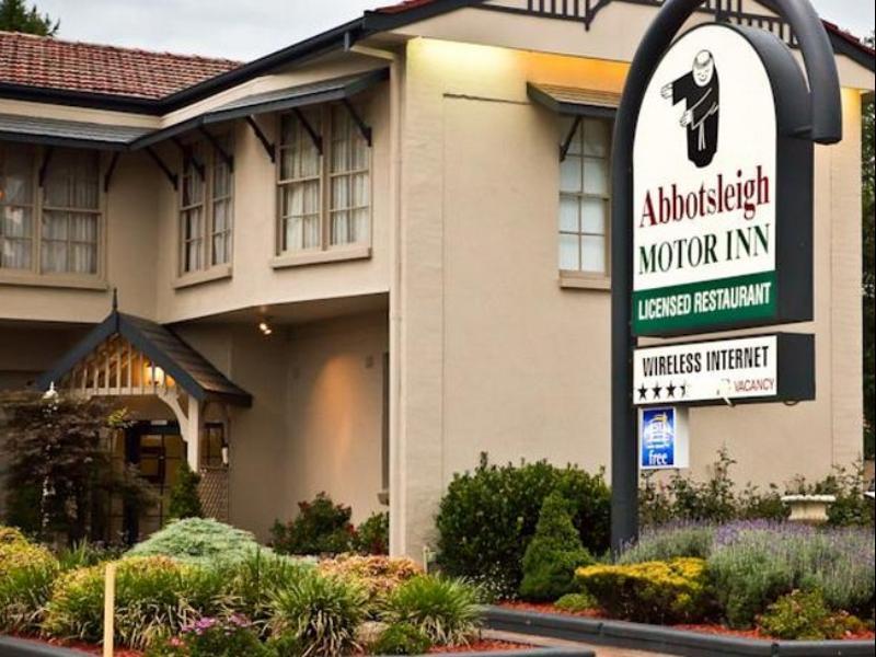 Abbotsleigh Motor Inn - Hotell och Boende i Australien , Armidale