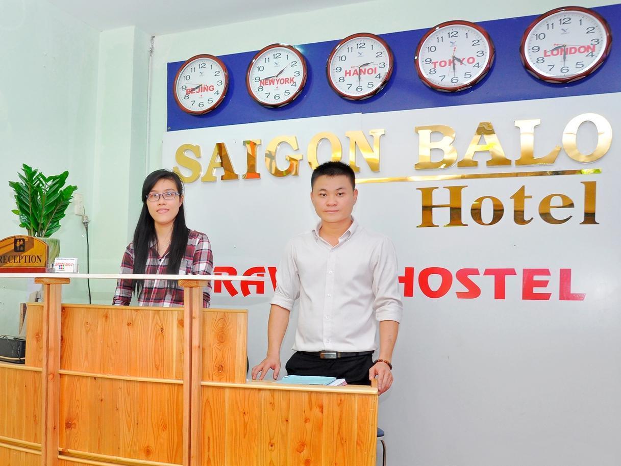 Saigon Balo Hostel - Hotell och Boende i Vietnam , Ho Chi Minh City