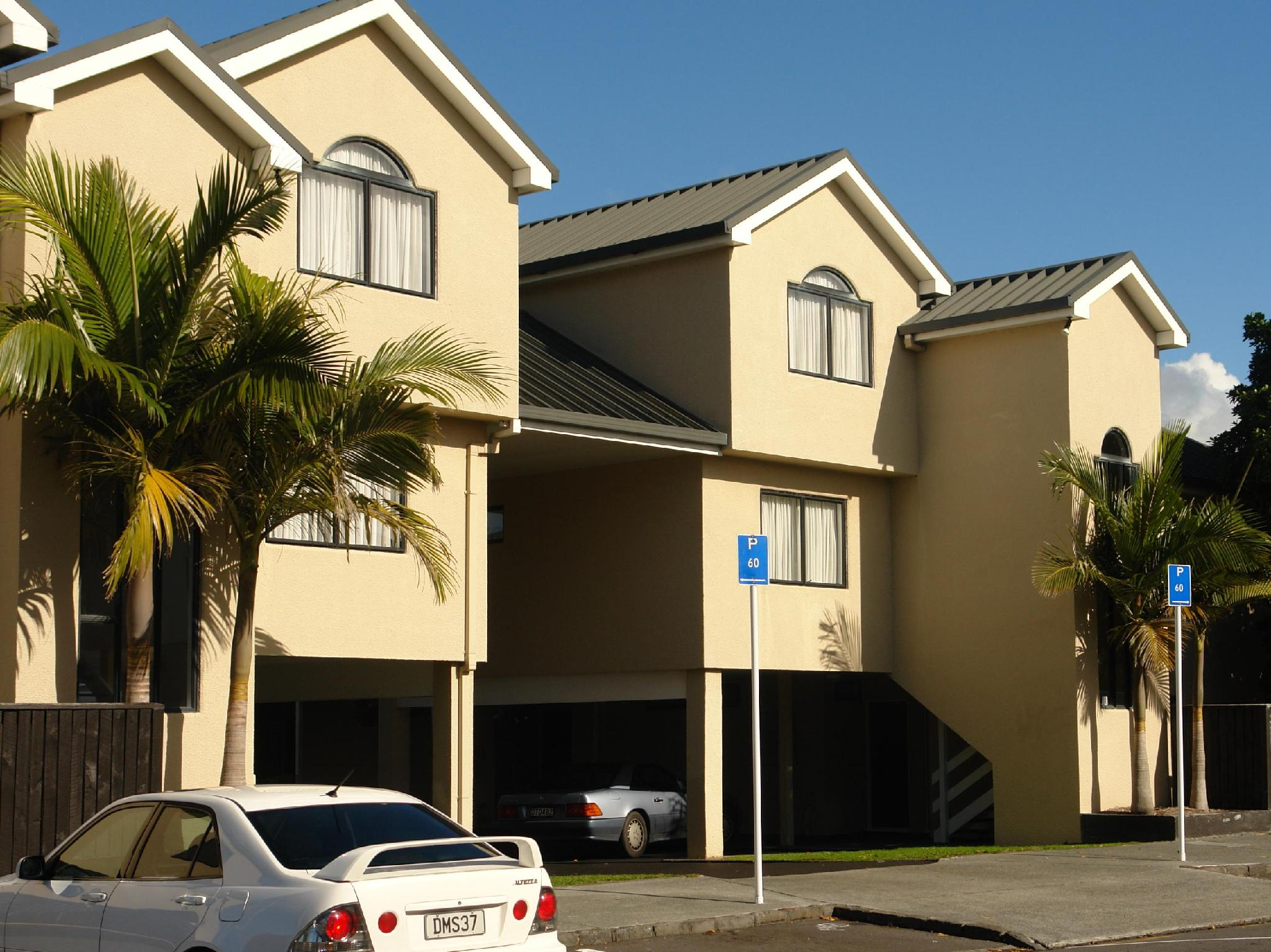 Auckland Newmarket Motel - Hotels and Accommodation in New Zealand, Pacific Ocean And Australia