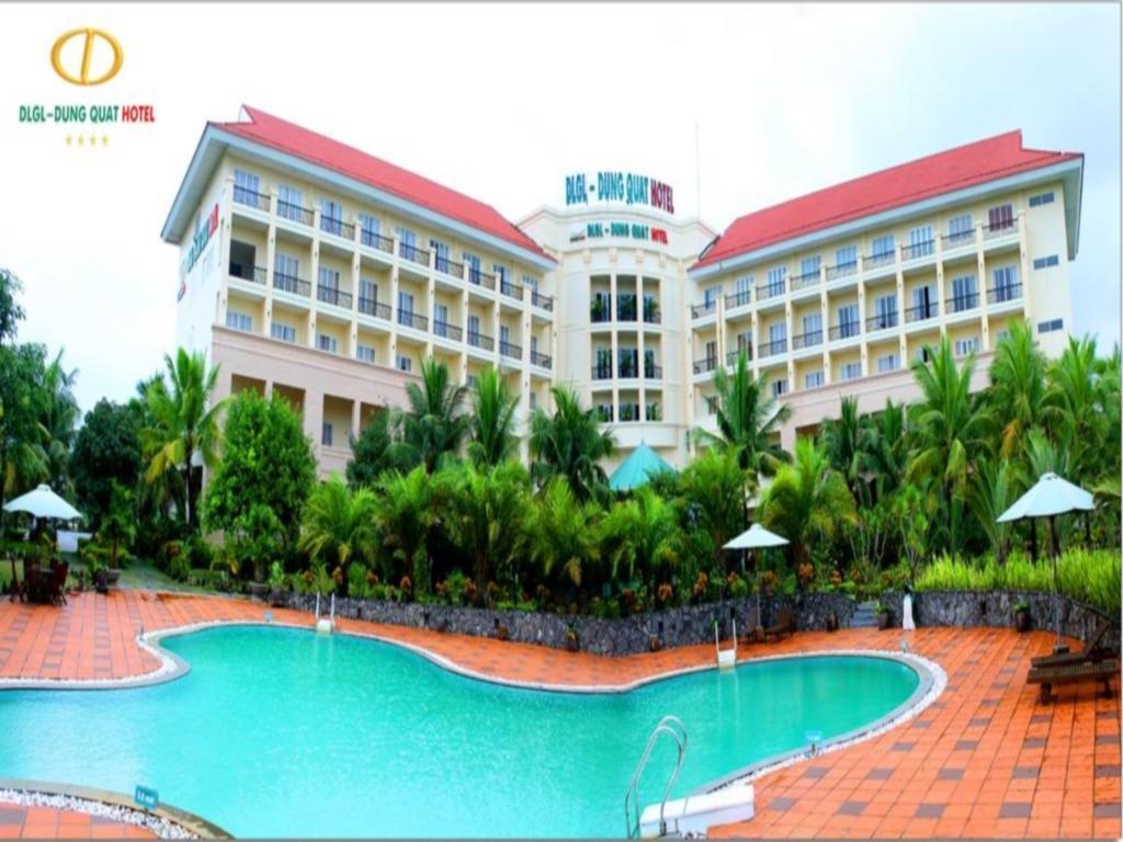 DLGL - Dung Quat Hotel - Hotell och Boende i Vietnam , Quang Ngai