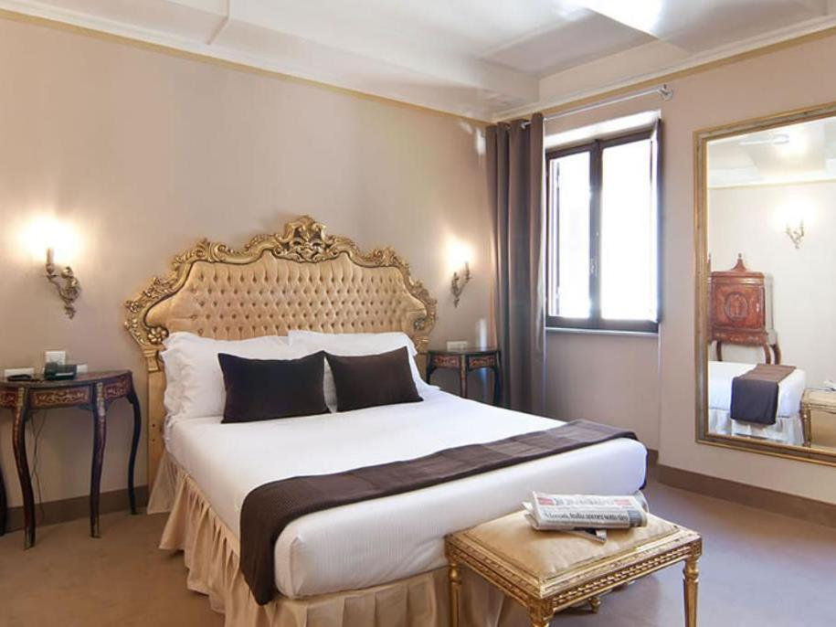Royal Palace Luxury Hotel Rome - Executive Room