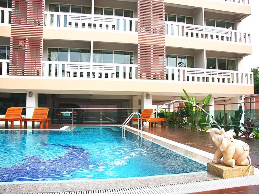 Kacha Jomtien Residence - Hotels and Accommodation in Thailand, Asia