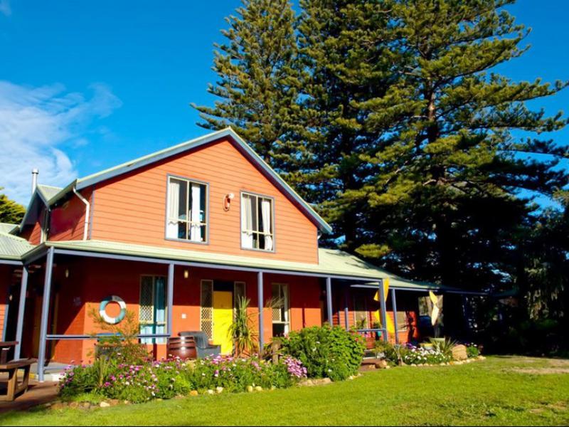 Dunsborough Beachouse YHA Backpackers - Hotell och Boende i Australien , Margaret River Wine Region