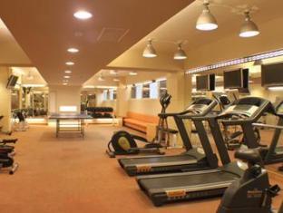 KKS Hotel-Elegance Hualien - Ruangan Fitness