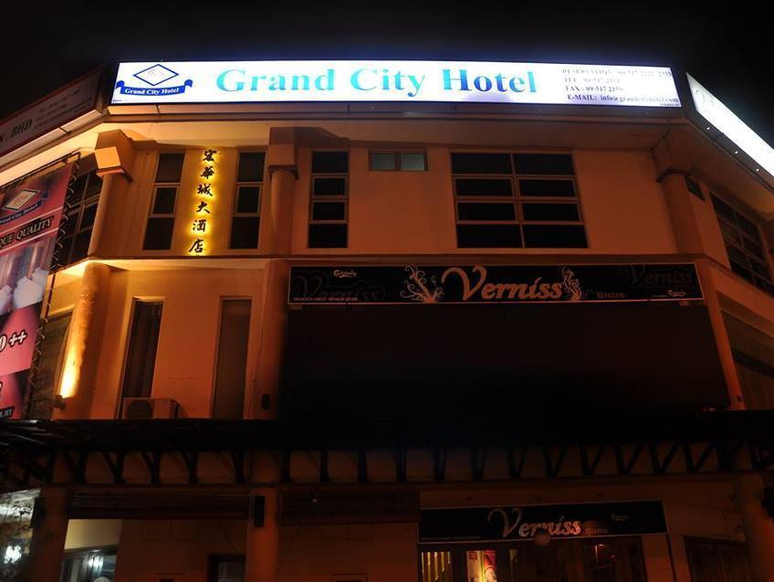 Grand City Hotel Kuantan I Kuantan