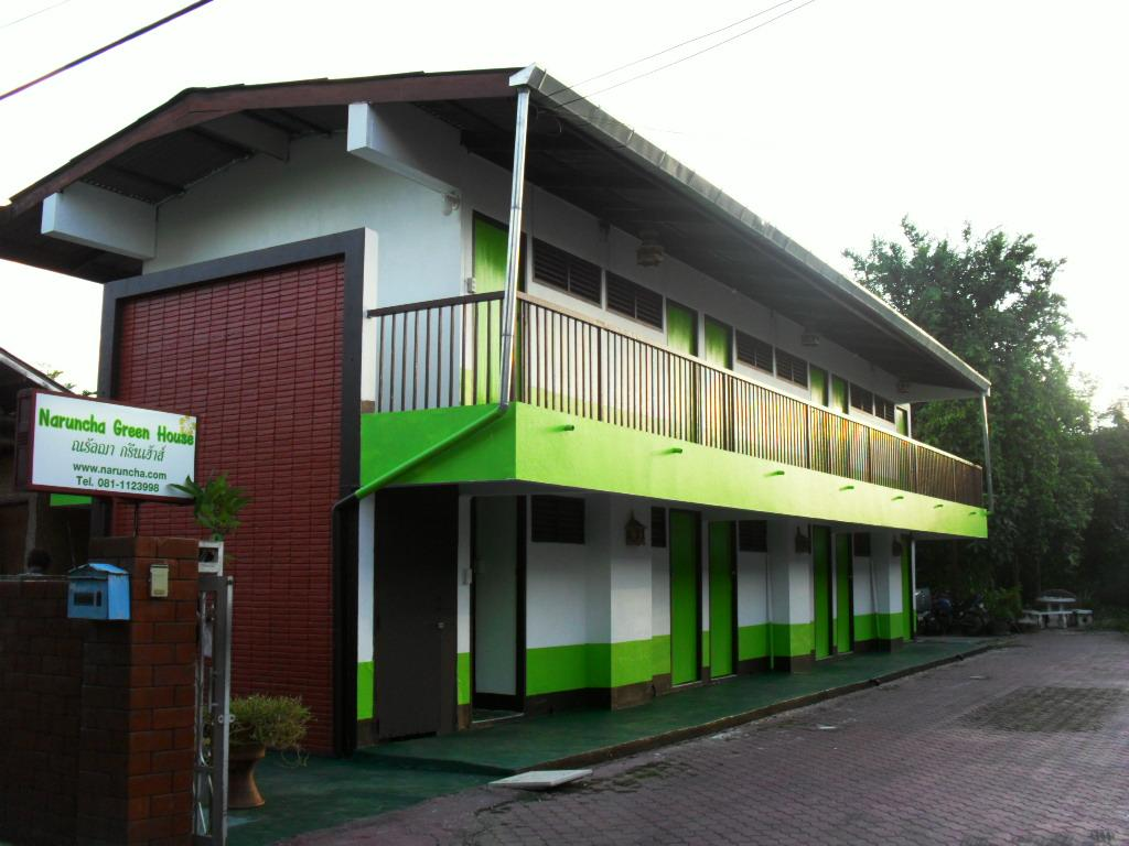 Naruncha Green House - Hotels and Accommodation in Thailand, Asia