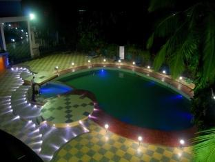 Silver Sands Beach Resort South Goa - Swimming Pool - Night View