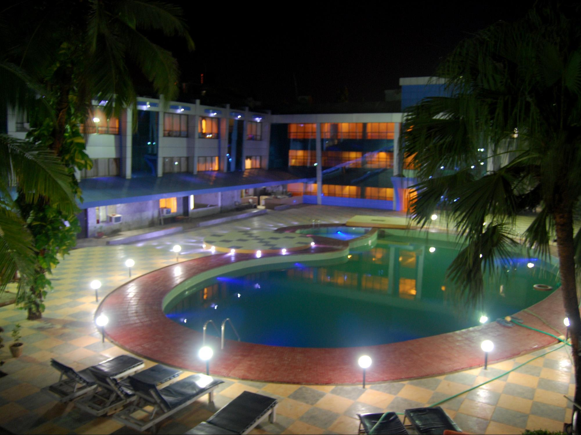 Silver Sands Beach Resort Güney Goa