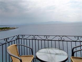 Hotels Rooms Sarantea Gythio - View from Balcony