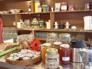 Hotels Rooms Sarantea Gythio - Breakfast room