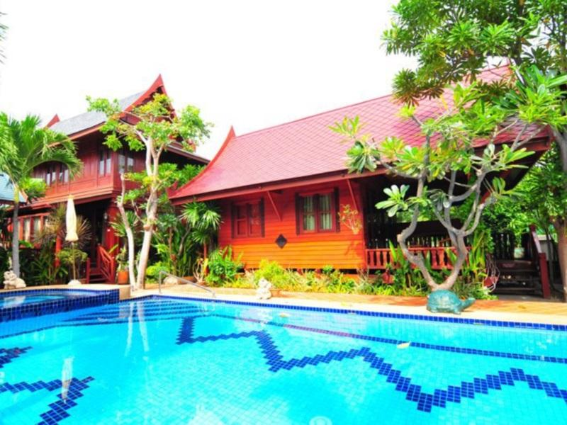 Ruen Kanok Thai House - Hotels and Accommodation in Thailand, Asia