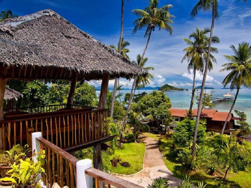 เกาะหมาก โคโคเคป รีสอร์ท ที่พักเกาะหมาก