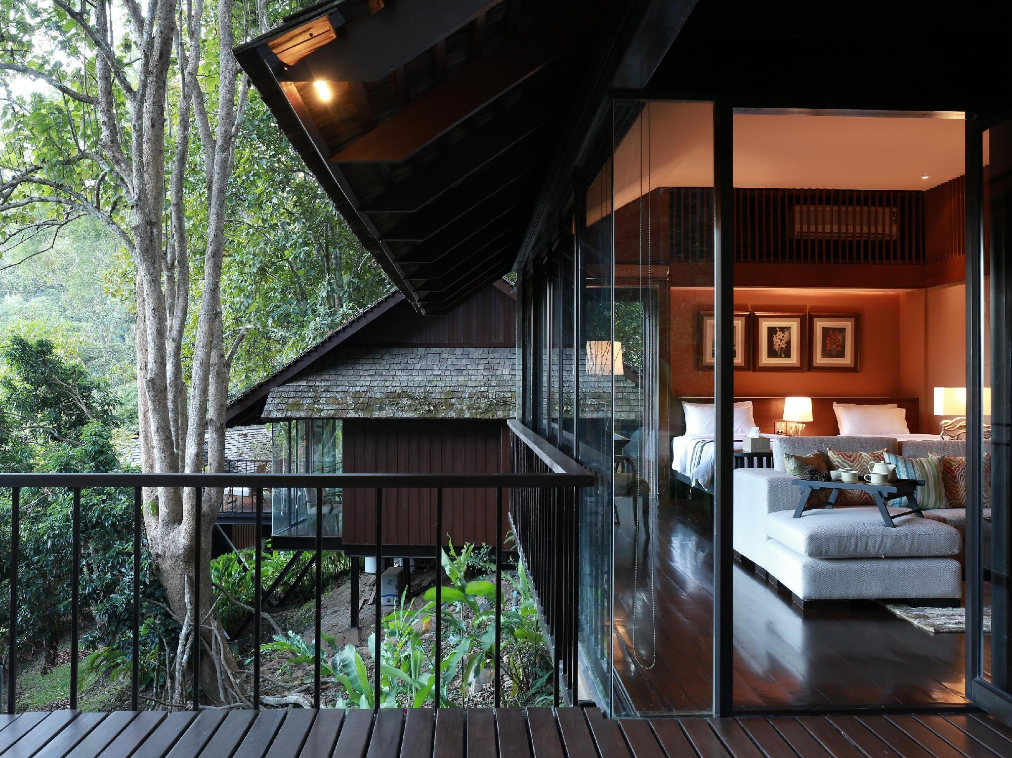 Vanilla hill (hill lodge) - Hotels and Accommodation in Thailand, Asia