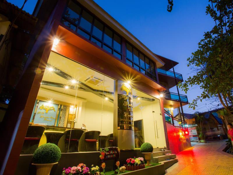 Hotell Phi Phi Garden View Bungalow i Ton Sai Bay, Krabi. Klicka för att läsa mer och skicka bokningsförfrågan