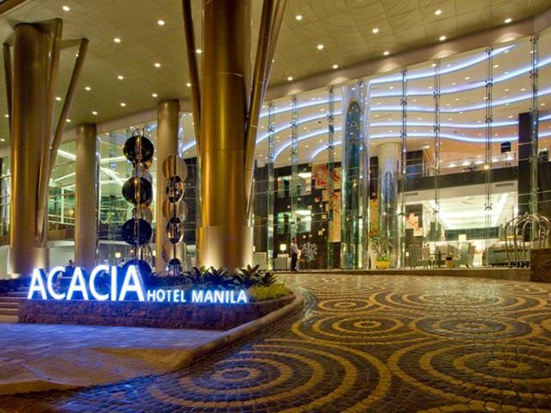 Acacia Hotel Manila - Hotels and Accommodation in Philippines, Asia