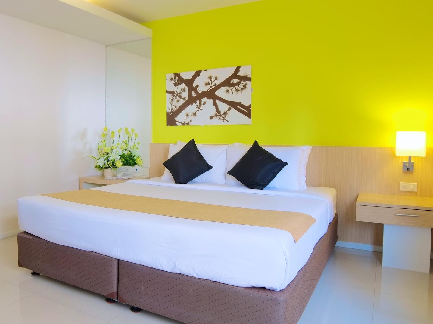 Hotell Grand Alpine Hotel i , Bangkok. Klicka för att läsa mer och skicka bokningsförfrågan