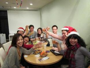 Guest House Jalan-do Kyoto - Xmas Party