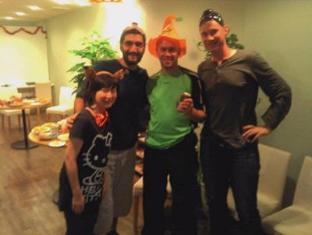 Guest House Jalan-do Kyoto - Halloween Party