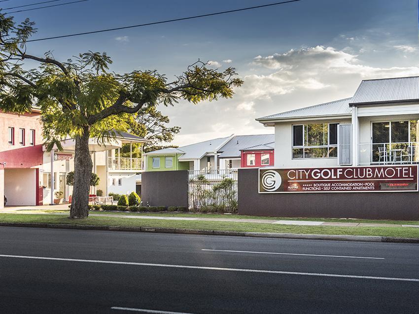 City Golf Club Motel - Hotell och Boende i Australien , Toowoomba
