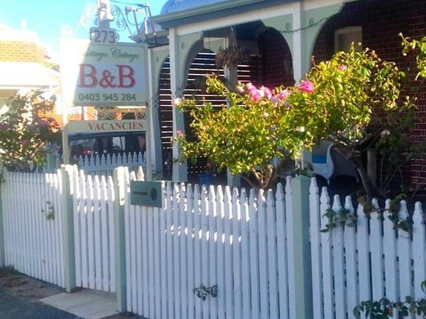 Heritage Cottage Bed & Breakfast Perth