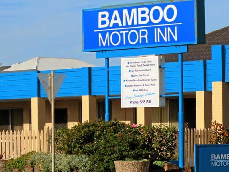 Bamboo Motor Inn - Hotell och Boende i Australien , Lakes Entrance