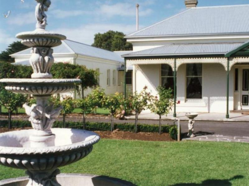 Merton Manor Exclusive Bed & Breakfast - Hotell och Boende i Australien , Warrnambool