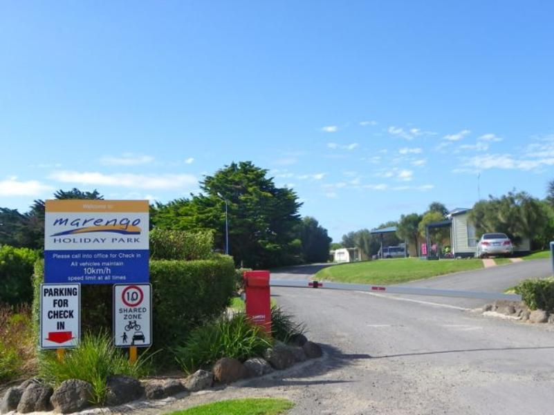 Marengo Holiday Park - Hotell och Boende i Australien , Great Ocean Road - Apollo Bay