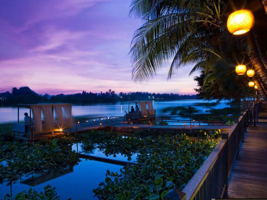 Hotell An Lam Saigon River Private Residence