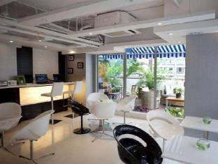 Hotel LBP हाँग काँग - रेस्त्रां