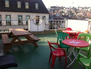 Jin's Paradise Hostel Seoul - Roof TOP
