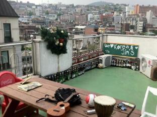 Jin's Paradise Hostel Seoul - Balcony/Terrace