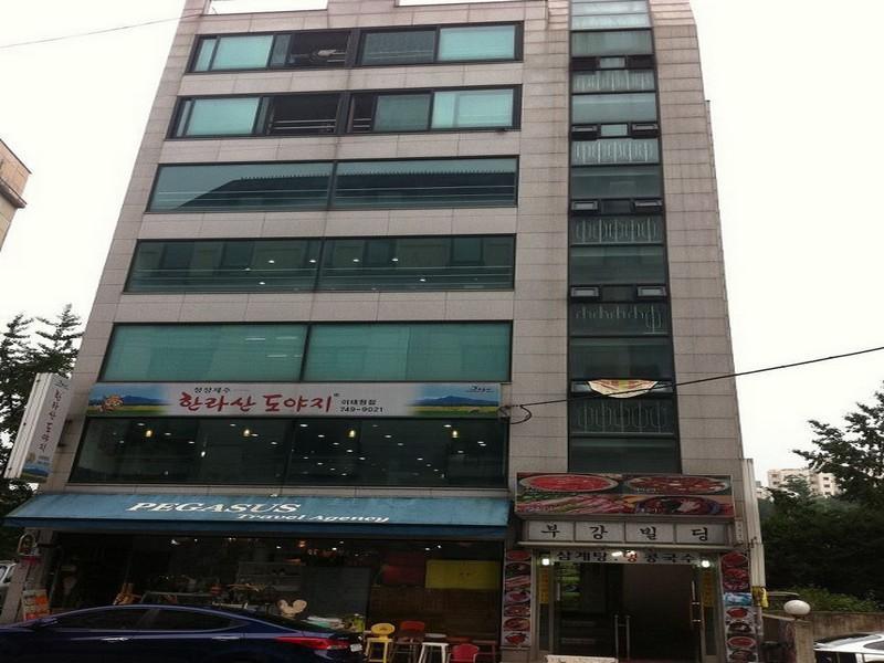 Jin's Paradise Hostel Seoul - Hotel Exterior