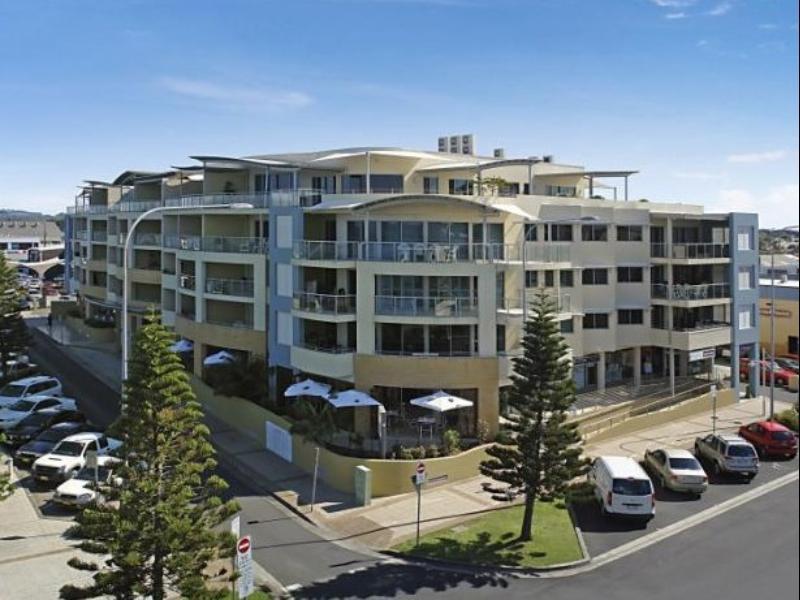 Riverside Holiday Apartments - Hotell och Boende i Australien , Ballina