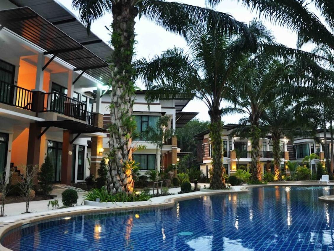 Nattha Waree Hot Spring Resort and Spa - Hotels and Accommodation in Thailand, Asia