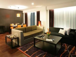 In Residence Bangkok Sukhumvit بانكوك - غرفة الضيوف