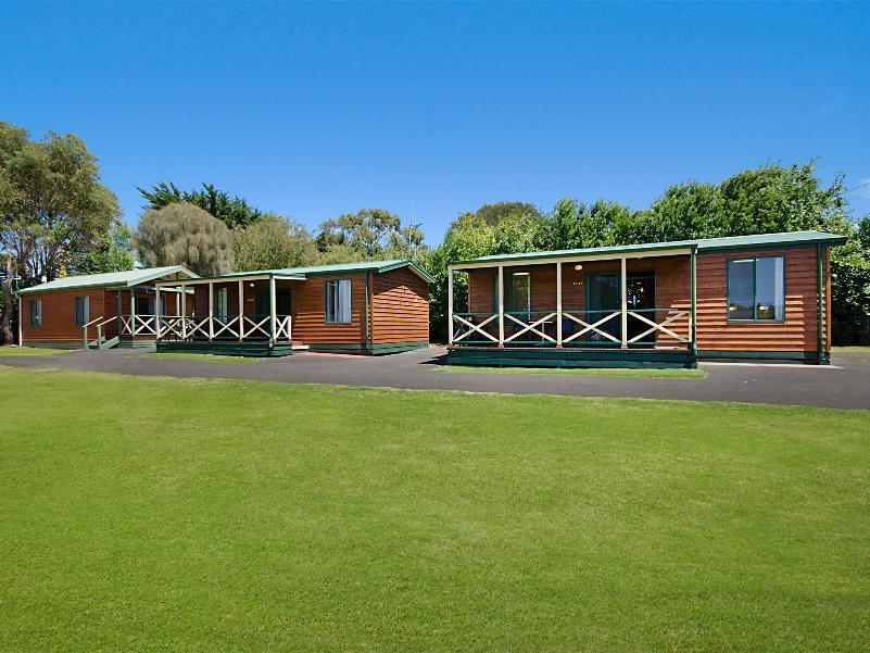 Belfast Cove Holiday Park - Hotell och Boende i Australien , Port Fairy