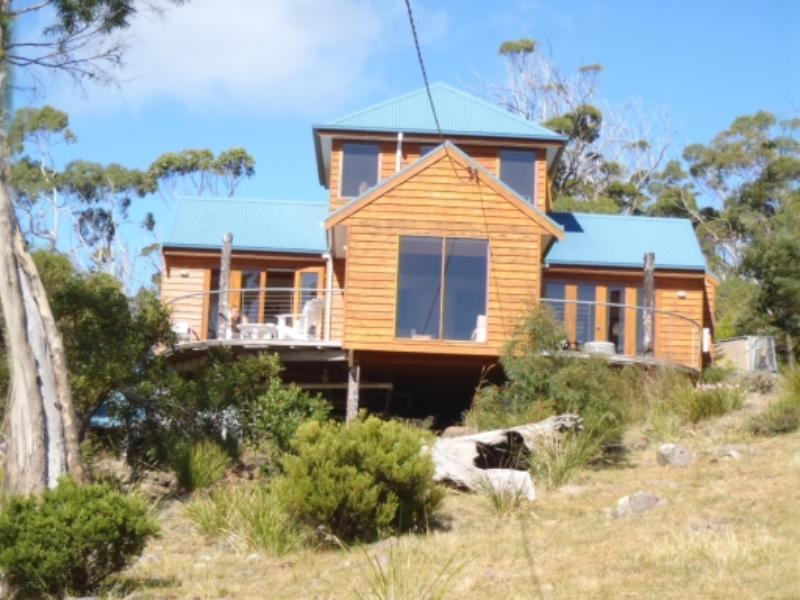 The Tree House - Hotell och Boende i Australien , Bruny Island