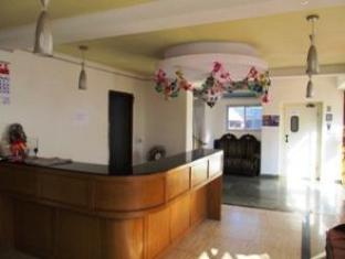 Jessica Saffron Beach Resort North Goa - Reception