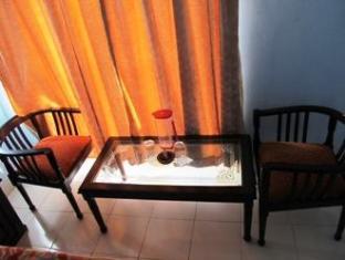 Jessica Saffron Beach Resort North Goa - Suite Room - Sitting Area