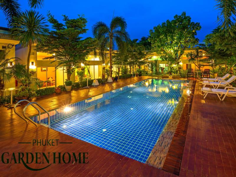 Phuket Garden Home - Hotels and Accommodation in Thailand, Asia
