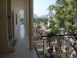 Hotel Oasis Pushkar - Balcony