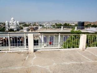 Hotel Oasis Pushkar - View From Terrace