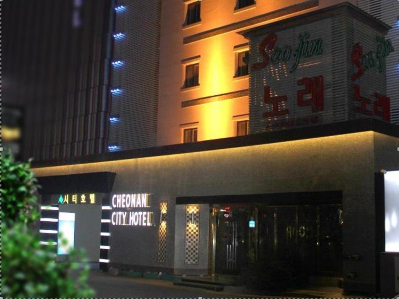 โรงแรม โชนัน ซิตี้  (Cheonan City Hotel)