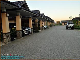 สวนศิริรีสอร์ท แม่จัน (เชียงราย) - ภายนอกโรงแรม